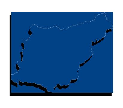 GIPUZKOA mapa