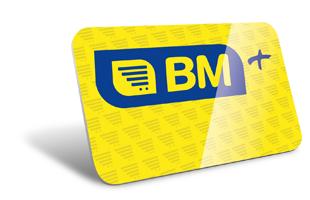 Tarjeta BM
