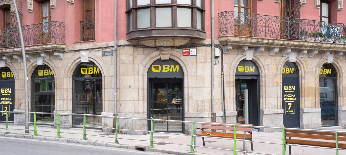 Abrimos nueva tienda BM en Castro Urdiales
