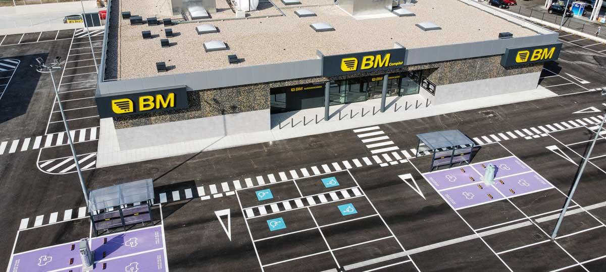 Abrimos nuevo BM en Majadahonda con más de 200 plazas de parking