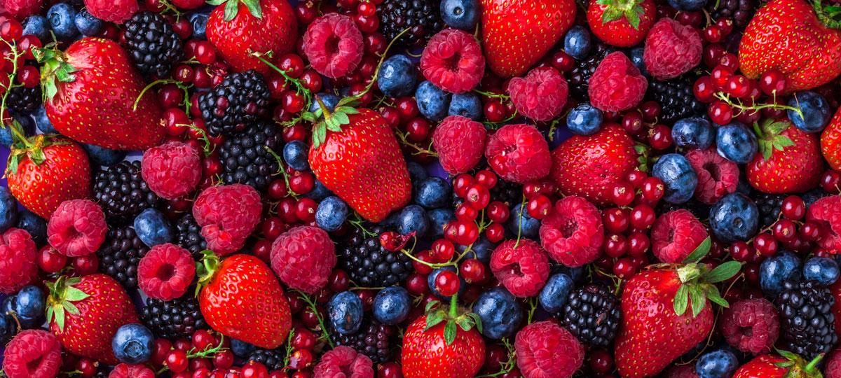Frutos rojos y sus beneficios: para quién es aconsejable y para quién no