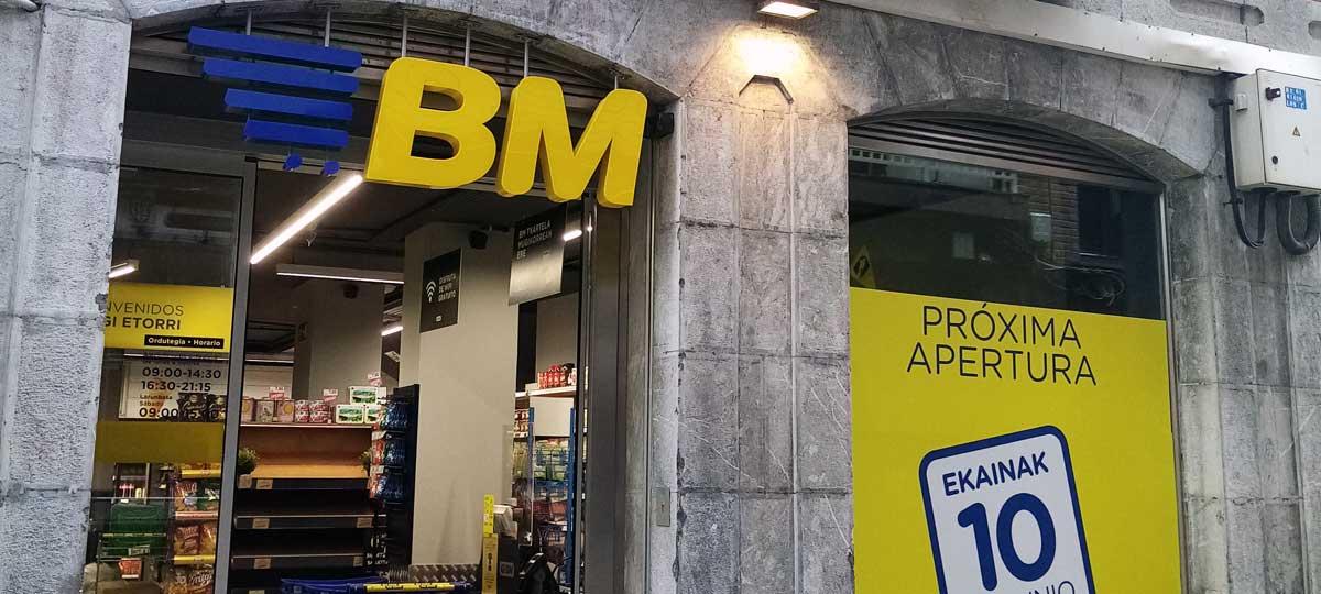 Ponemos en marcha una nueva franquicia BM Shop en Bermeo