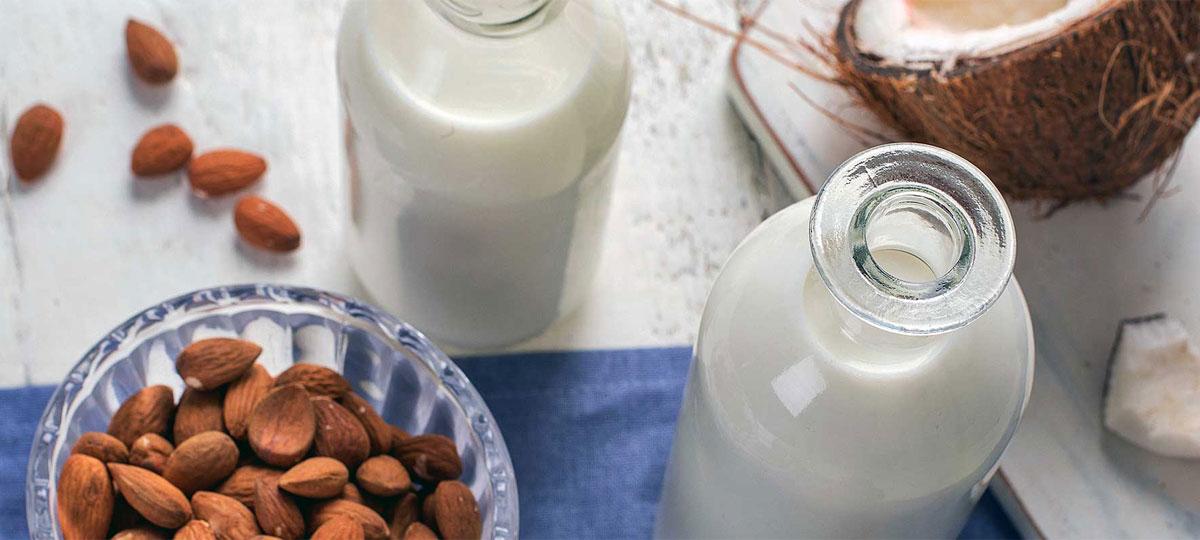 Alternativas saludables para intolerantes a la lactosa