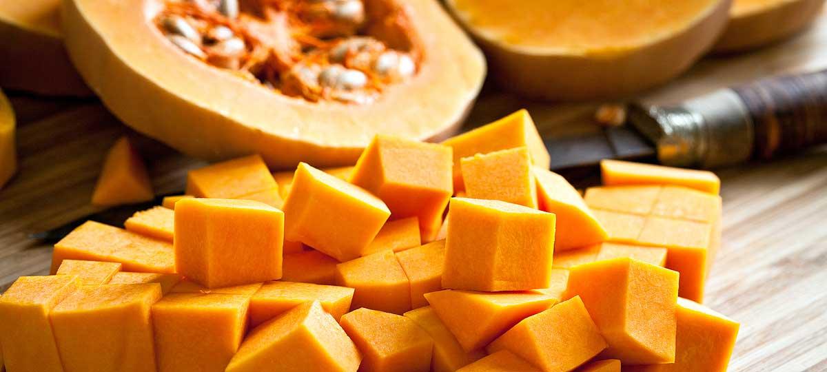 Calabaza: el saludable sabor del otoño