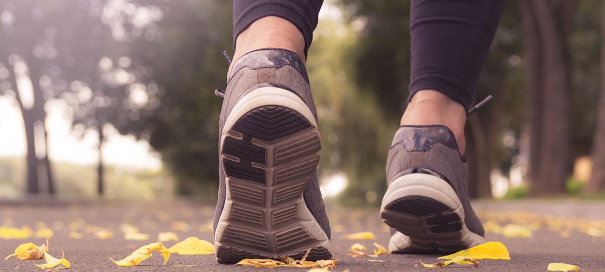 Caminar 30 minutos al día, paso previo al running