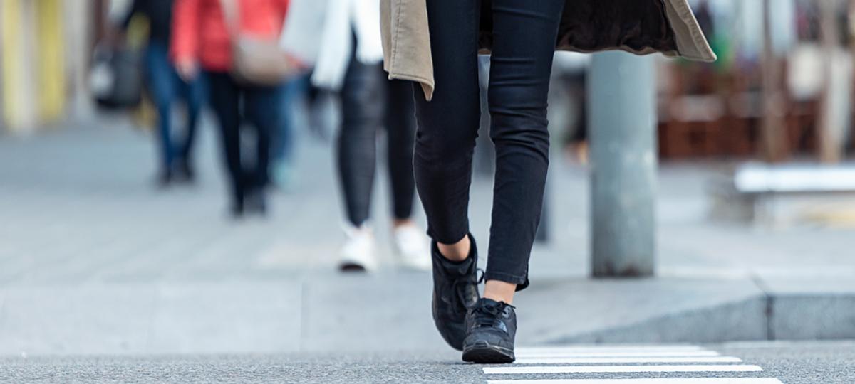 5 razones para caminar todos los días