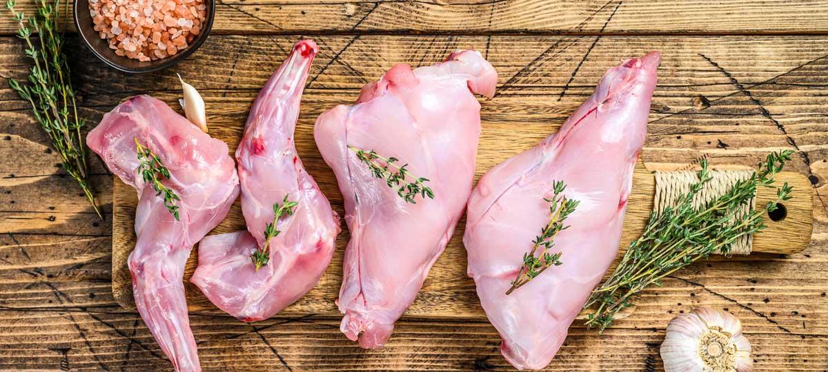 Conejo: una carne perfecta para todo el mundo
