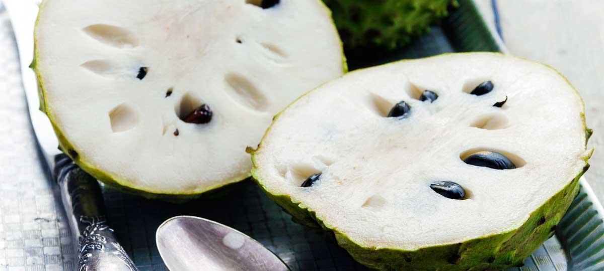 Chirimoya, una fruta de altura
