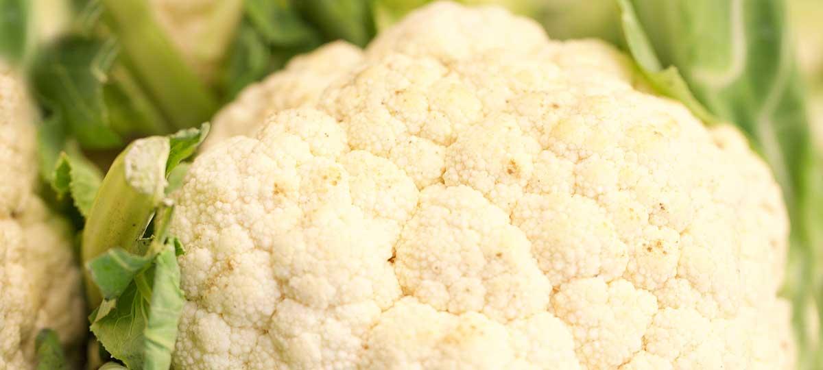 Coliflor: nutritiva y deliciosa (a pesar de su olor)