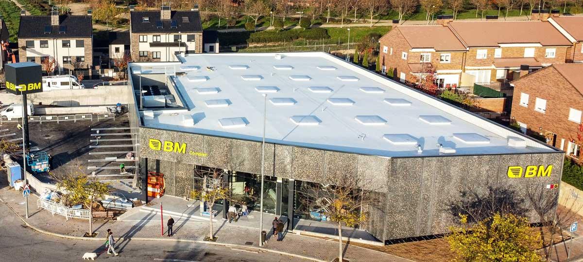 Crecemos en Madrid con un nuevo supermercado en Colmenar Viejo