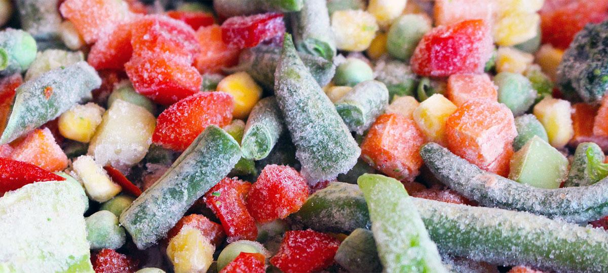 Mejor frescos pero, ¿los alimentos congelados también son saludables?
