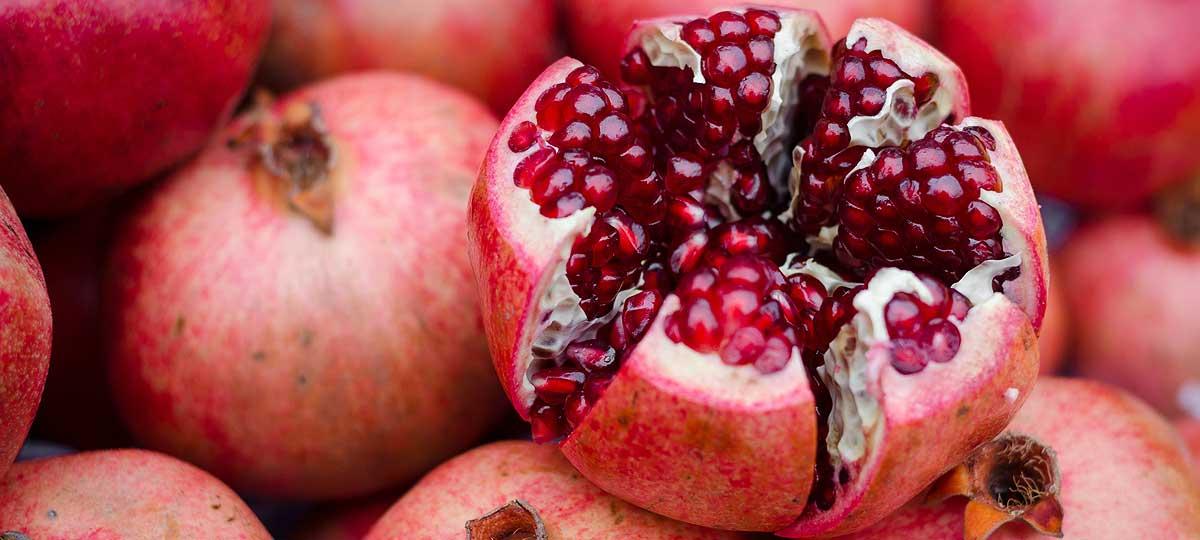 Granda: explosión de antioxidantes para el cuerpo