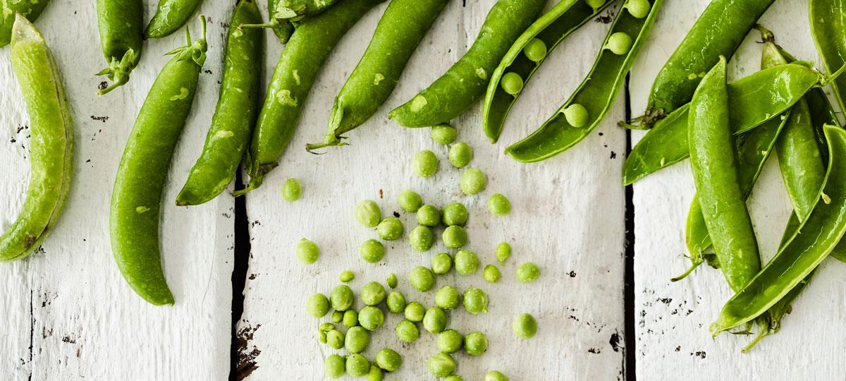 Guisante, la semilla que reúne lo mejor del mundo de las verduras y las legumbres
