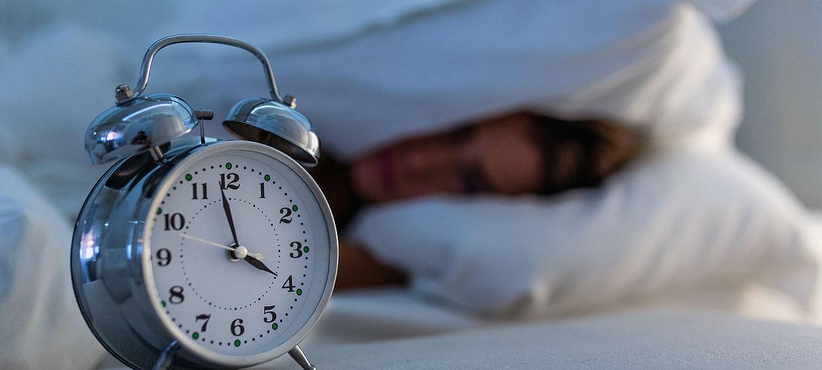 Problemas de insomnio: cómo combatirlo de manera natural