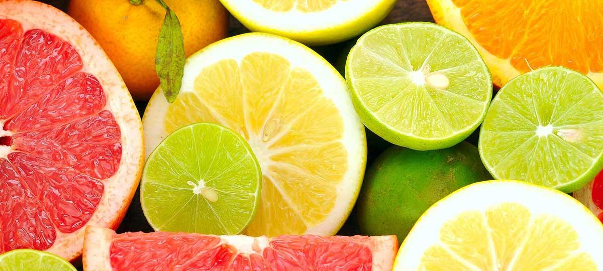 BM: Pomelo y limón, dosis de vitamina C