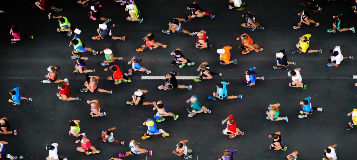 Cómo preparar una maratón: objetivos previos