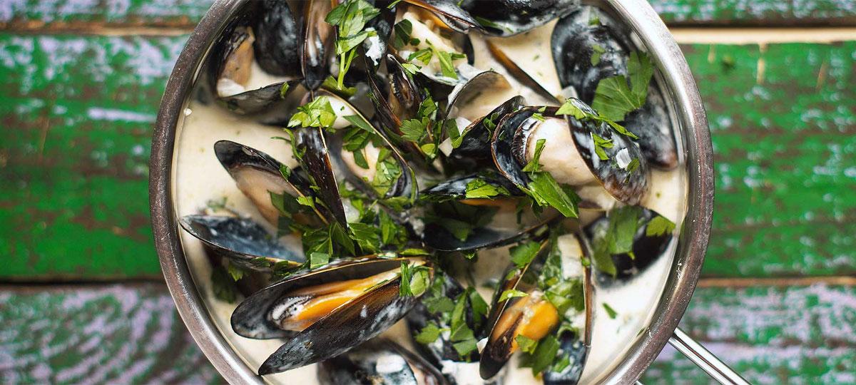 Mejillones Bouchot: deliciosos bocados de mar