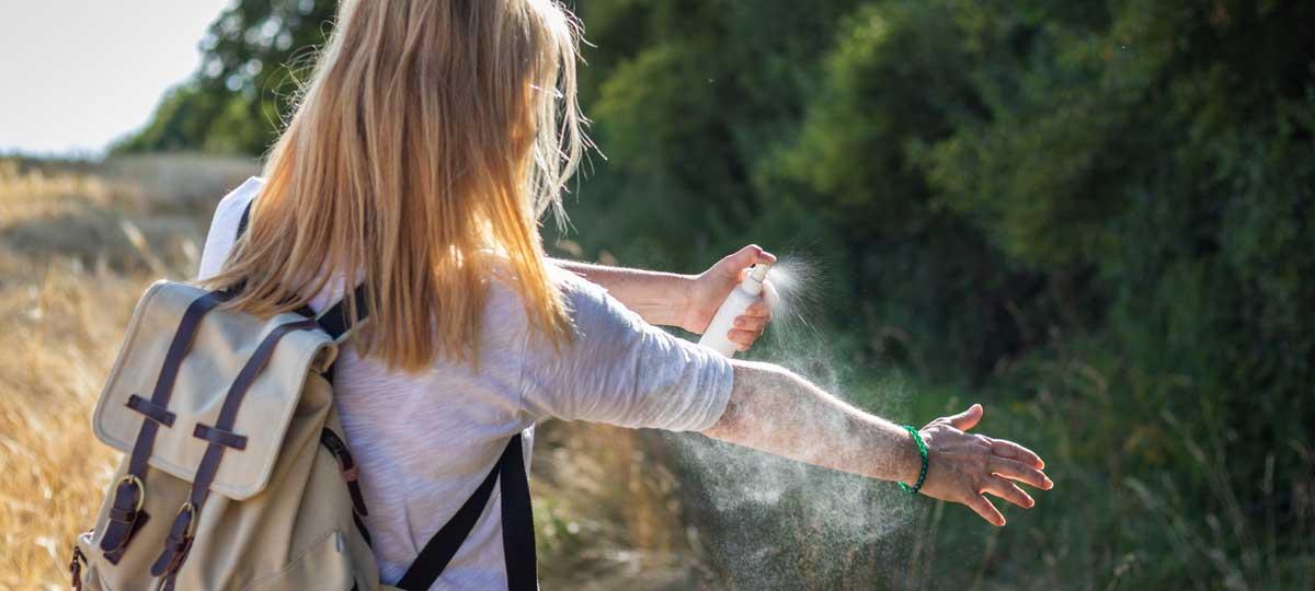 Protégete frente a mosquitos y otras bestias