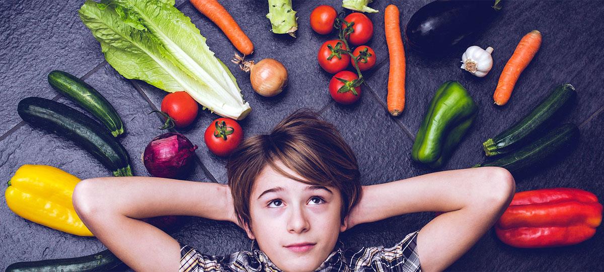 Qué deben comer los peques en edad de crecimiento