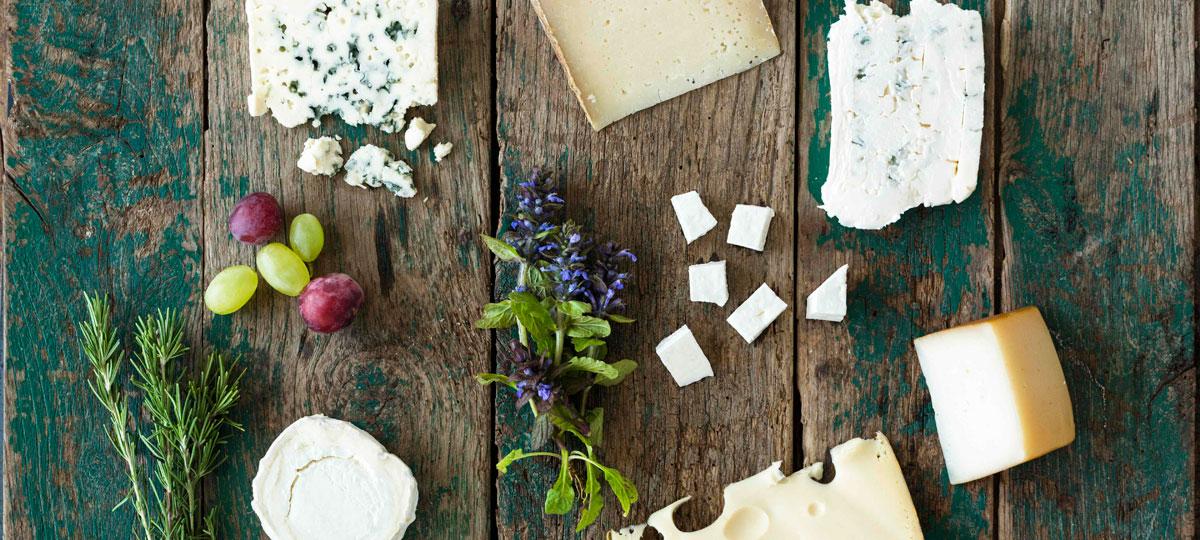 El queso excelente fuente de calcio... y mucho más