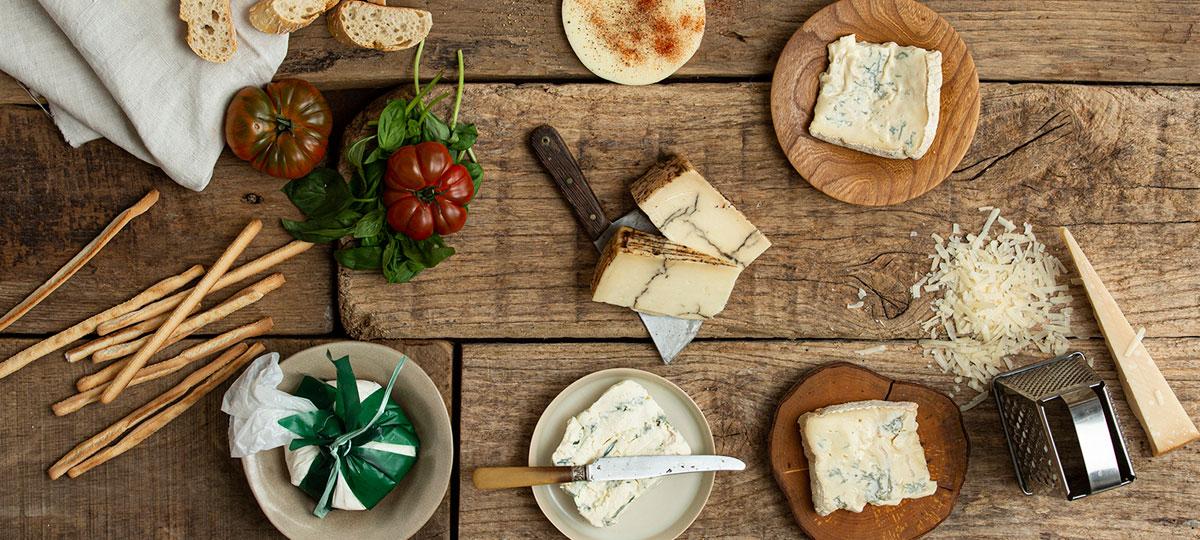 5 quesos italianos que estás tardando en probar
