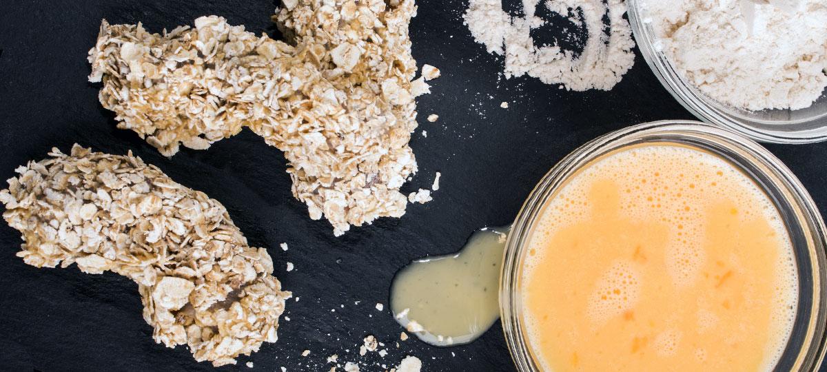 Un mundo de rebozados: empanado, a la romana, a la andaluza y en tempura