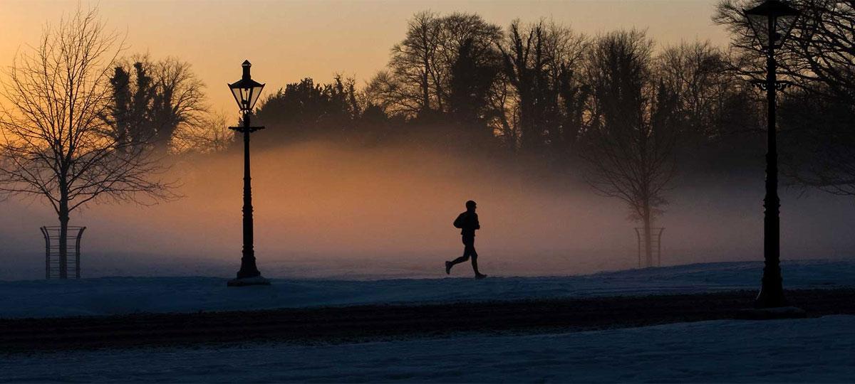 Running, ¿mejor de noche o de día?