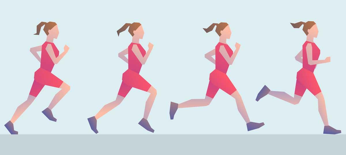 ¿Cuál es la mejor técnica para correr?