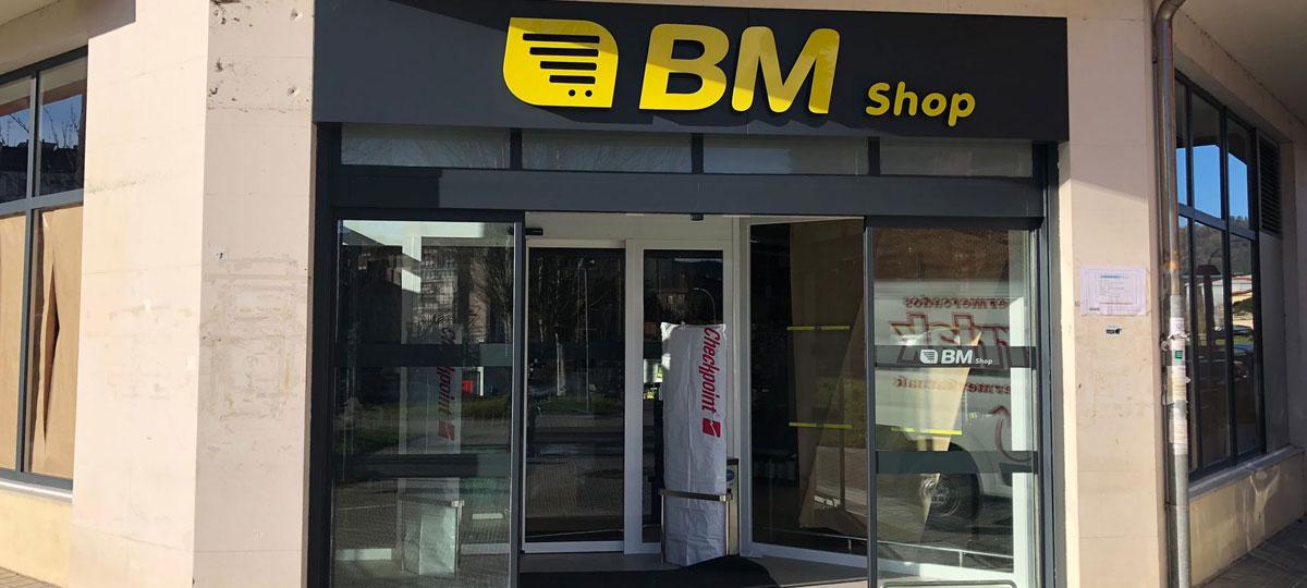 Inauguramos la primera BM Shop de Álava en Amurrio
