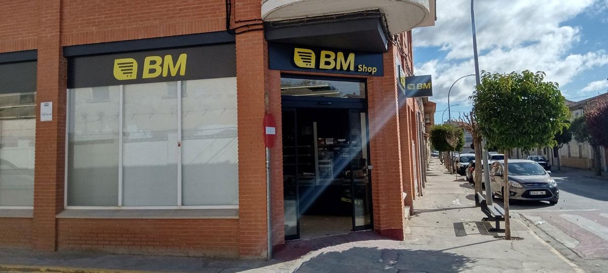 Ponemos en marcha el segundo BM Shop en Navarra