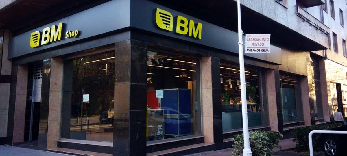 Abrimos un nuevo BM Shop en Torrelavega