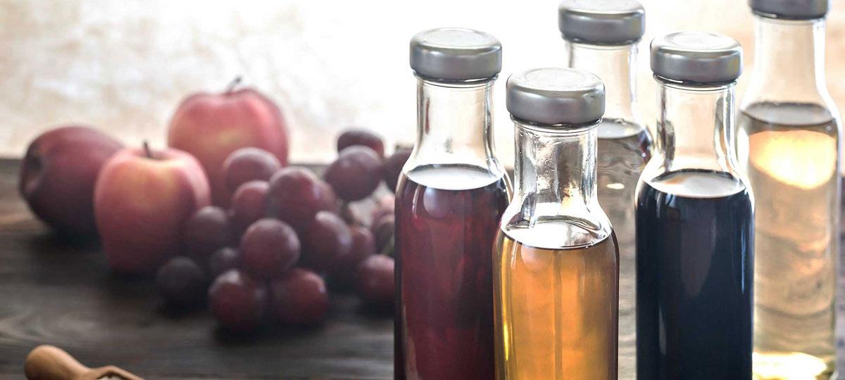 Vinagre de Módena, vino, manzana... ¿Cuál es más saludable?