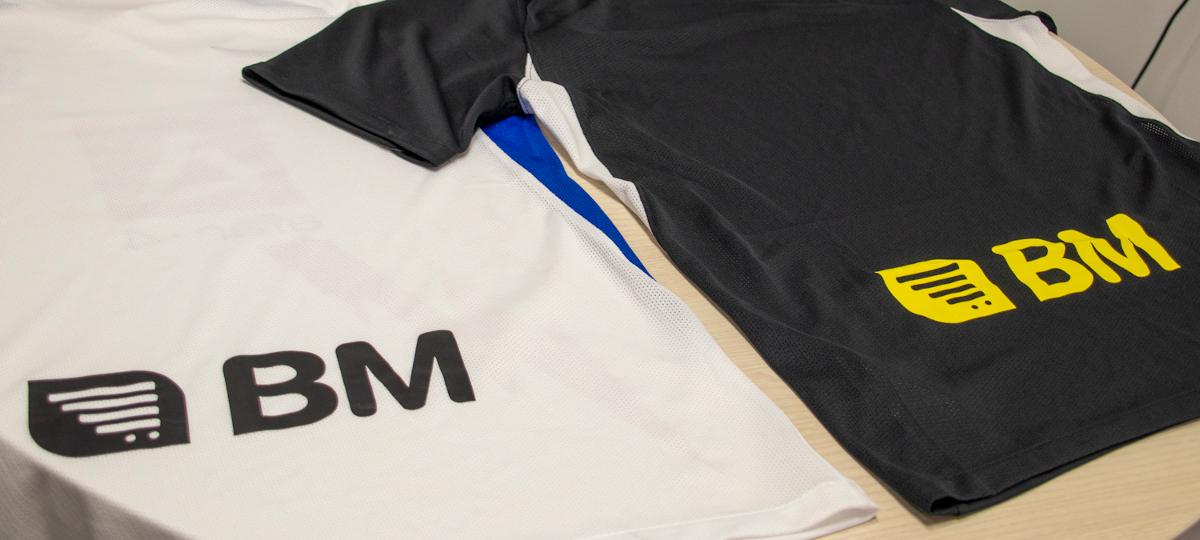 BM Supermercados se convierte en patrocinador  del Club de Fútbol Rayo Majadahonda