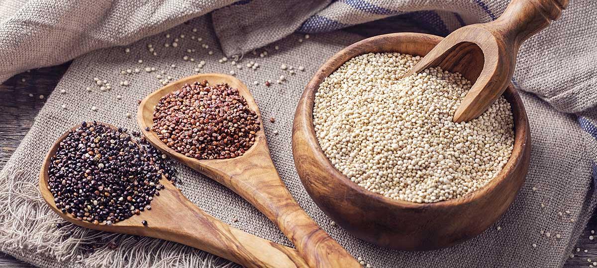 Cómo cocinar bien quinoa y qué hacer con ella
